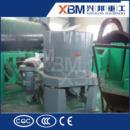 Professional gold concentrator for small scale gold ore plant