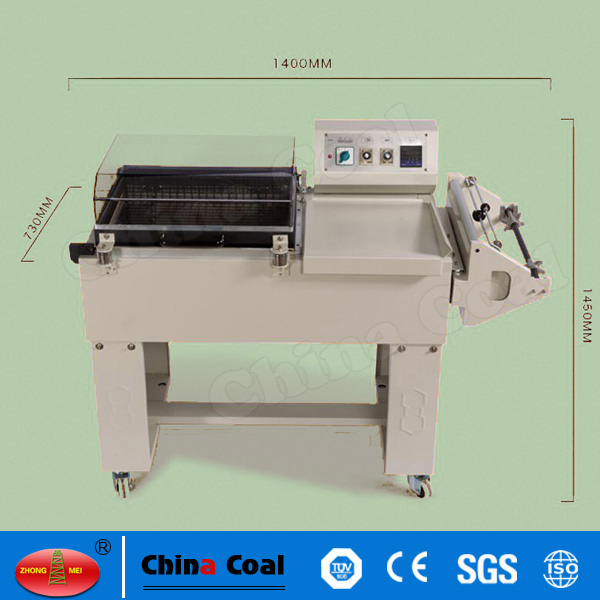 Pof Shrink Film Football Sleeve Shrink Packing Machine/Heat Shrink Machine