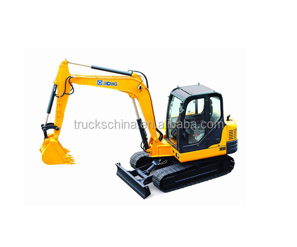 Chinese cheap XCMG excavator XE40 mini excavator for sale
