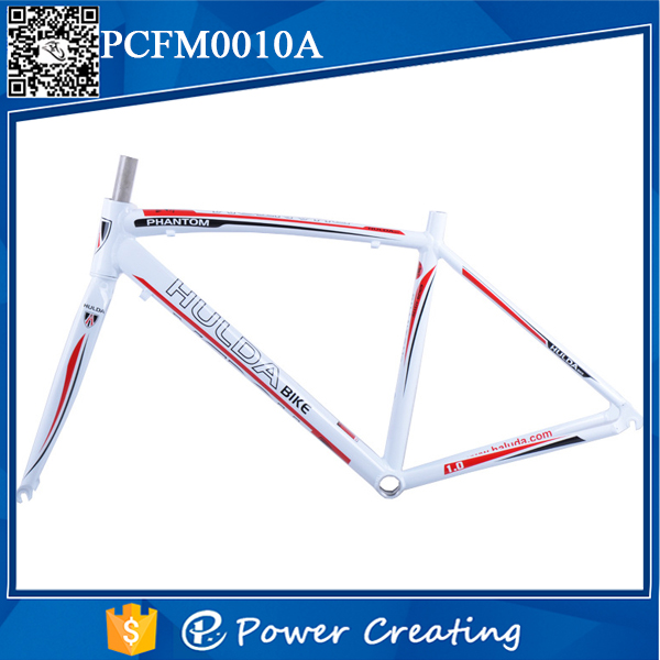 700C 18.5'' aluminum alloy material road bicycle frame