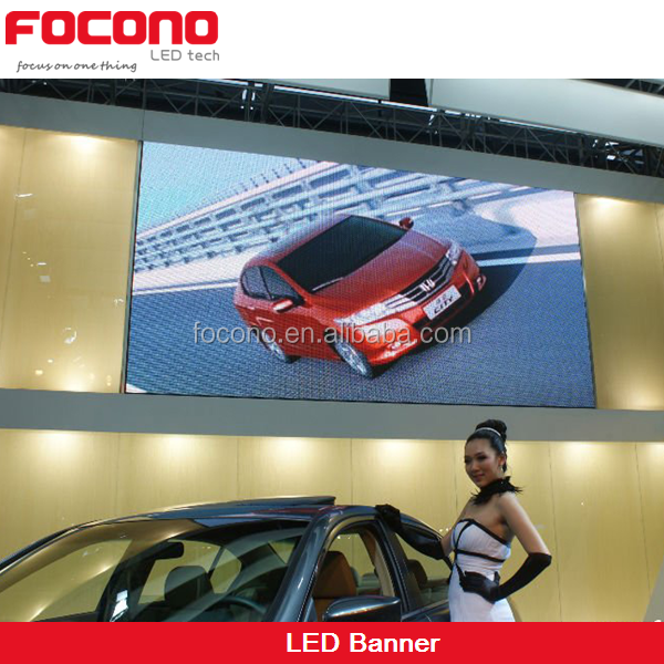 High Quality HD Full Color Xxx Video Play Led Screen Hd Ph6Mm Led Big Screen Xxx Photos