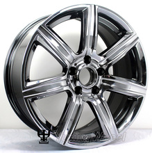 multiple spokes automotive parts 20 inch wheel with 5 hole alloy wheel rims
