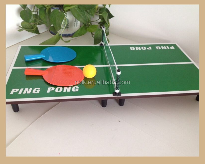 Interesting Beer Ping-pong Game Tables