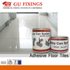 strong less epoxy resin and bonding strength for floor tile adhesive mortar