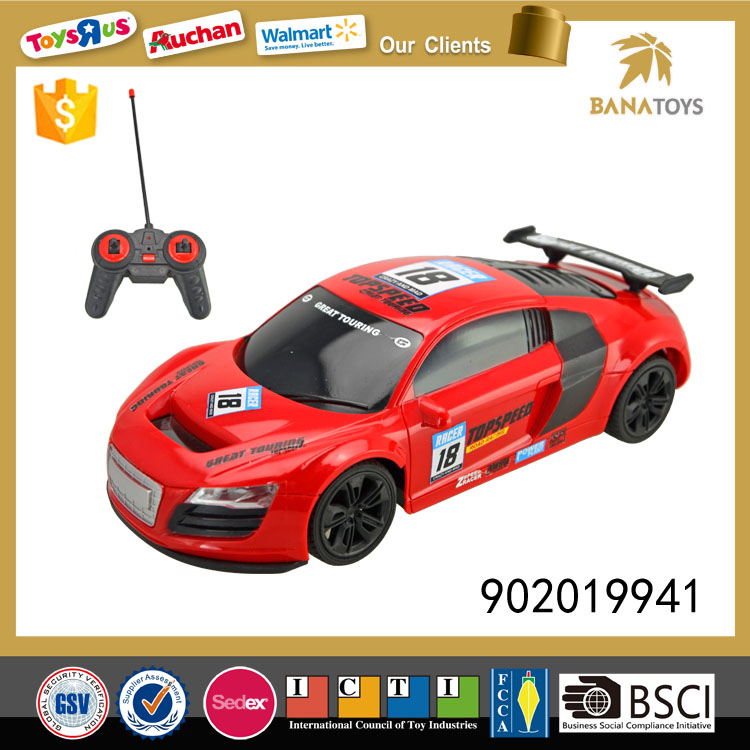 High speed 1:16 model remote control car