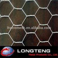 lowes chicken wire mesh roll for sale/PVC coated galvanized/double twisted hexagonal wire mesh