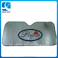 fashion PE bubble printing front windshield