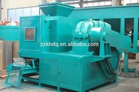 High quality semi coke powder/charcoal/coal/gypsum powder briquette machine