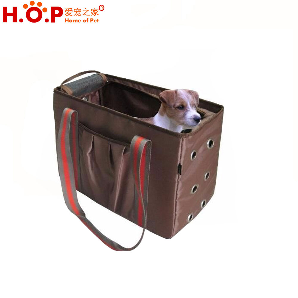 Factory Custom Wholesale Dog Carrier Handbags Small Animals House Design