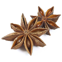 Natural star anise seasonings and condiments