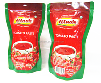 double concentrate tomato ketchup/tomato paste 28%-30% brix