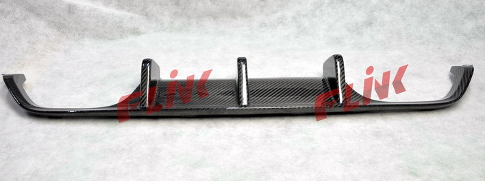 Carbon Fiber M Performance Package diffusor for BMW M3 M4 F80/F82/F83 diffuser
