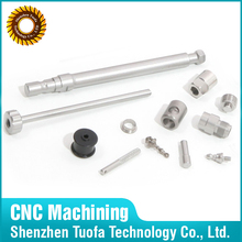 High quality custom OEM cnc machined fabrication job work in China