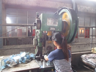 Machinery Processing for Caster