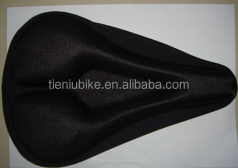 Hebei Tieniu Bicycle factory good quality hot selling GEL saddle cover