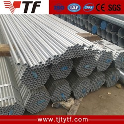 China Factory selling high galvanized pipe johnson city tn