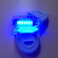 Hot New Teeth Whitening LED Light Healthy Oral Dental Care Kit Cleaning Teeth Home Use Tool