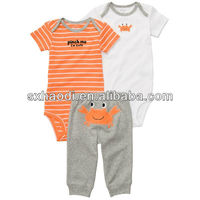 2013 baby clothes set with good quality and best price