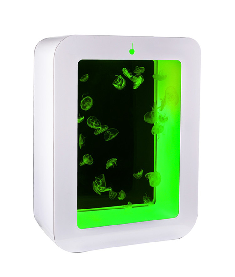 silicone aquarium jellyfish / led jellyfish aquarium