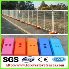 China factory customized steel galvanized temporary wire mesh fence