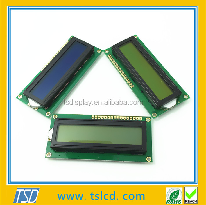 Character lcd 16x2 lcd display module small lcd display