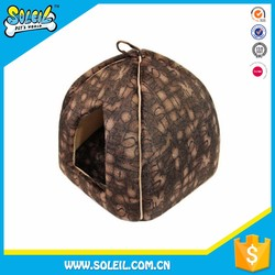 Special Design Colorful Polyester Dog House Cage