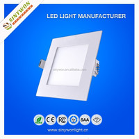 2 Years Guarantee 2014 Square Recessed Light Cover
