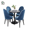 tables chair sets used for hotel restaurant or dining room