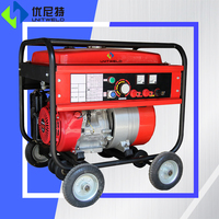 Engine driven arc welder honda generator welding machines