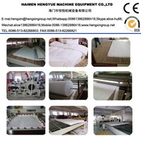 production line opening fiber machine