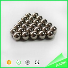 Customized Strong Power Neodymium Sphere Magnet