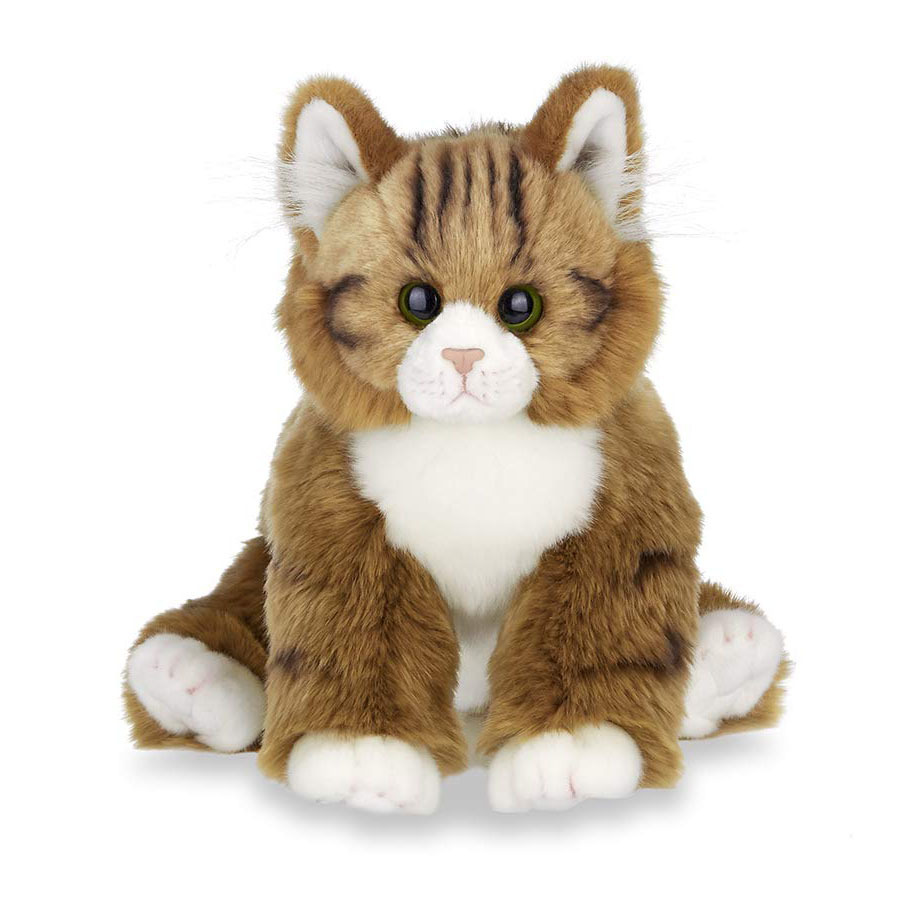 Lifelike Kawaii Cat <strong>Plush</strong> With Oem Design