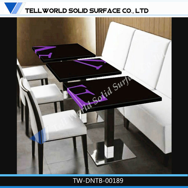 2013 new unique space-saving dining table