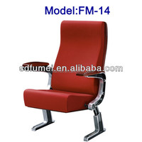 Commercial office waiting room auditorium flip chair FM-14