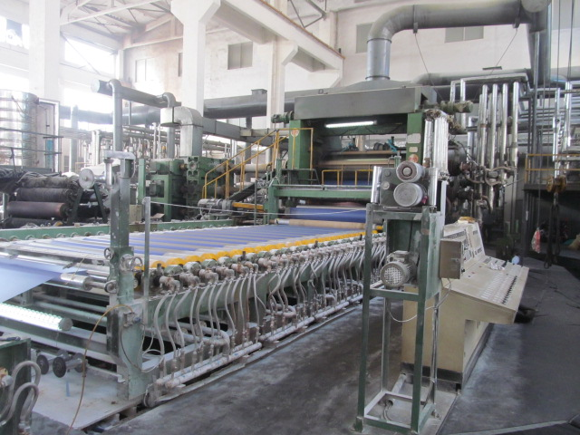 PVC Soft Film Production Line