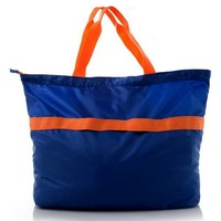 Fashion reusable cheap nylon foldable shopping bag