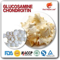OEM 500mg Glucosamine Chondroitin Sulfate Chewable Tablet Pellet Pill