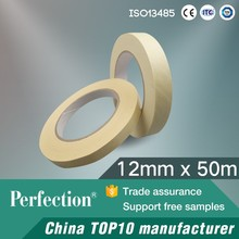 Chemical Sterilization denta Indicator Tape For Steam Sterile