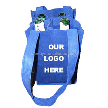 Top quality wine non-woven bag