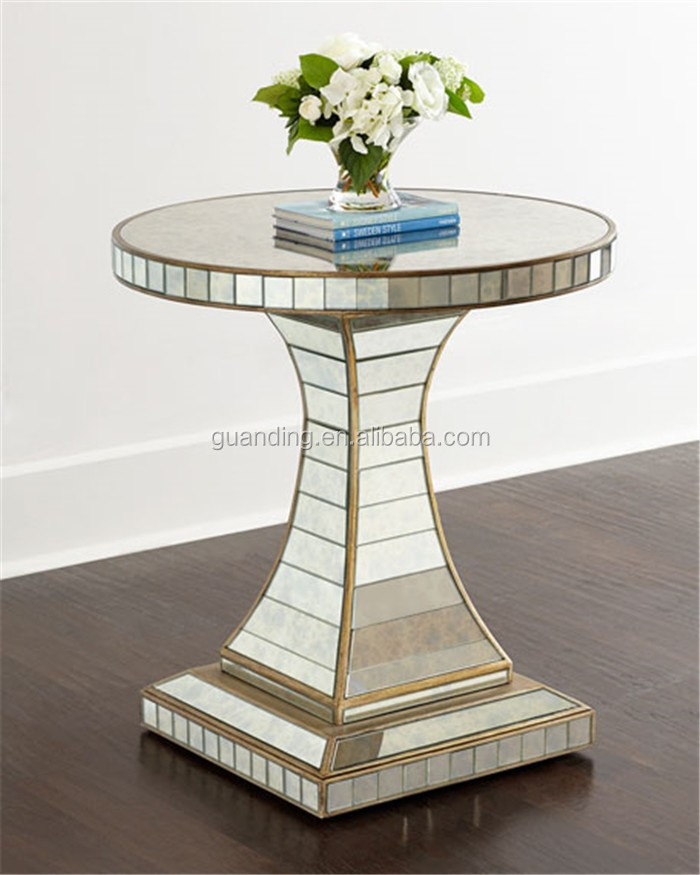 Vintage New Design Modern sofa pedestal side table