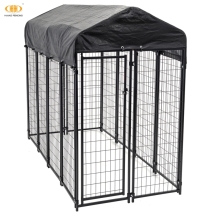 Made in China factory direct sale foldable large cheap dog cage