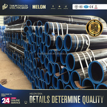 chinese supplier ! welded steel tube be popular grooved steel pipe