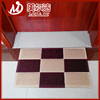 3k anti slip pvc coil joint door mat pvc carpet