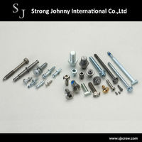 Taiwan fastener supplier Customized nut bolt and other fasteners