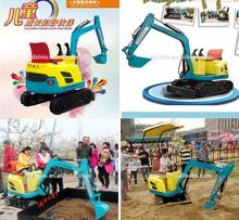 Kid Electric Toy Excavator from China Factory