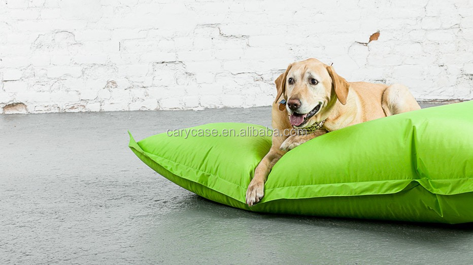 ROSE PINK Giant bean bag lounger - Outdoor waterproof beanbag chair