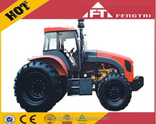 HOT Sale 180hp 4wd wheel style farm tractor from China
