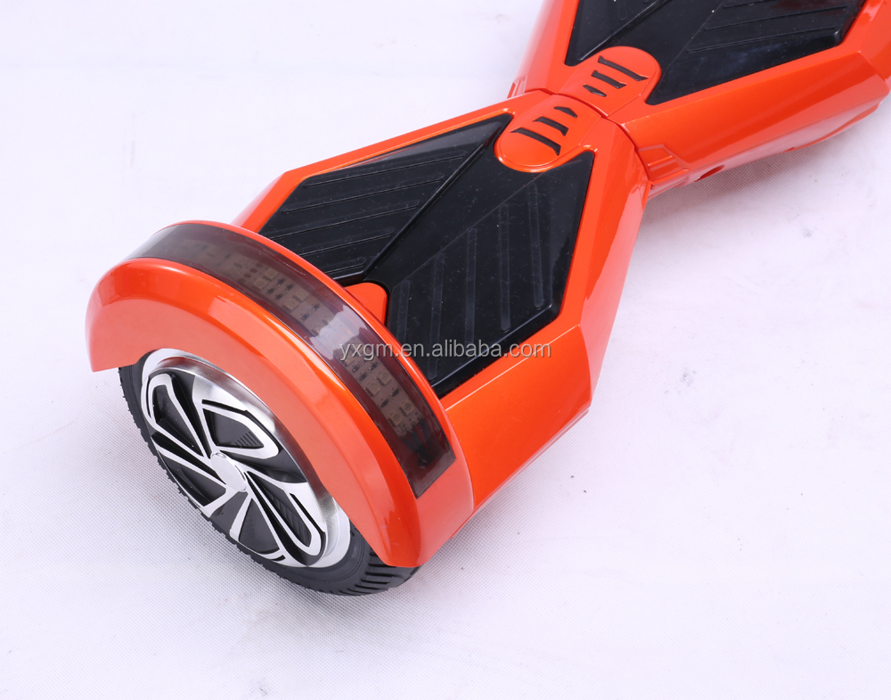 LED Two Wheel Smart Balance Electric Scooter