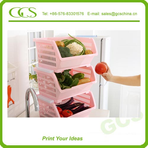 new household products household under metal wire basket gondola shelves
