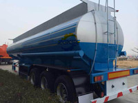 2015 ZGKSC Fuel oil tanker trailer